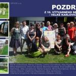09 00 Pozdrav z 10. Výtvarného setkání Velké Karlovice 2014